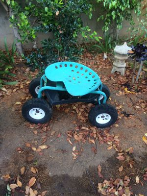 Garden tractor chair for Sale in Oceanside, CA