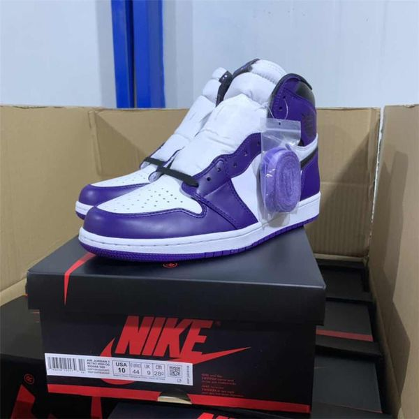 Air Jordan 1 Retro High OG 'Court Purple 2.0'