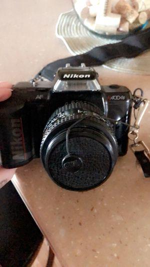 Nikon N4004s film Camera with Lense for Sale in Napa, CA