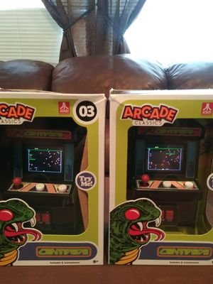 Classic Arcade Centipede Games for Sale in Mount Holly, NC
