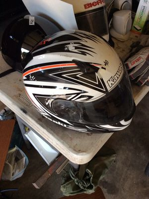 Kawasaki Full Face Motorcycle Helmet for Sale in Quincy, IL