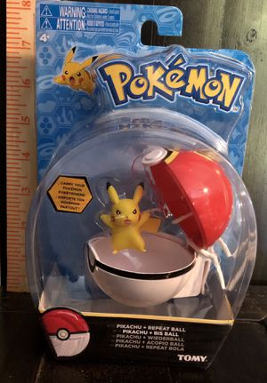 Pokémon toys action figures for Sale in Grand Prairie, TX