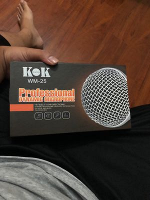 Microphone for Sale in Houston, TX