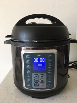 6 Quarts 9-in-1 Instant pot / Slow Cooker by Mealthy for Sale in Mercer Island, WA