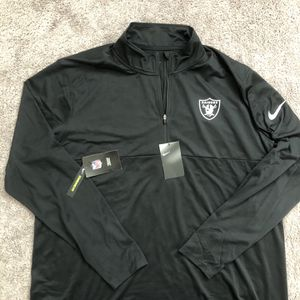 Men's Nike Las Vegas Raiders Pullover Size 3XL for Sale in San Jose, CA
