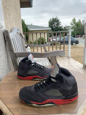 Air Jordan 5 fire red size 11 for Sale in Fremont, CA