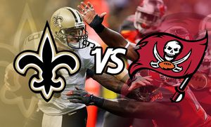 2 tickets bucs vs saints nov 8 2020 for Sale in Tampa, FL