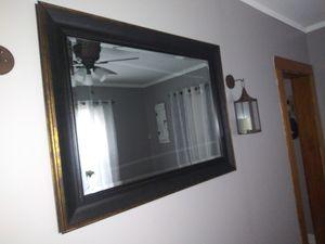 Large Decorative Mirror for Sale in Aurora, IL