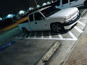 2001 Chevy Silverado for Sale in Conroe, TX