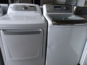 Washer/Dryer Electric Set for Sale in Stockton, CA