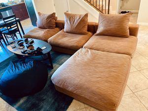 Custom Down Sectional Sofa / Couch for Sale in Burbank, CA