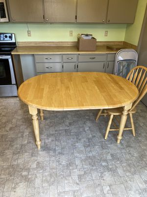 6 person kitchen table for Sale in Auburn, WA