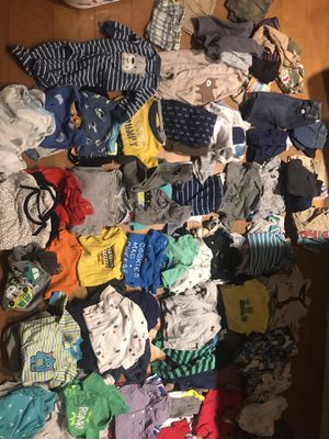 Huge baby clothes for Sale in Vancouver, WA