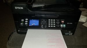 Epson model WF-2540 for Sale in Rahway, NJ