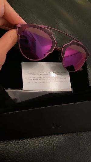 Dior sunglasses for Sale in San Diego, CA