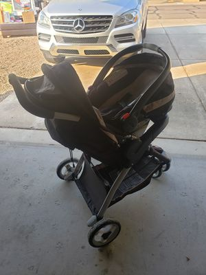 Graco Modes Click Connect Car seat/stroller Combo! for Sale in Phoenix, AZ