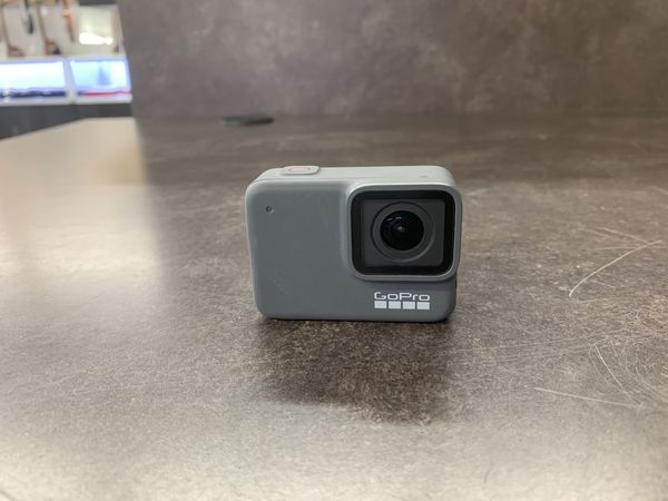 GoPro 7 Silver Portable Recording Camera