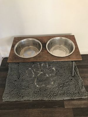 Elevated Dog Bowl for Sale in Los Angeles, CA