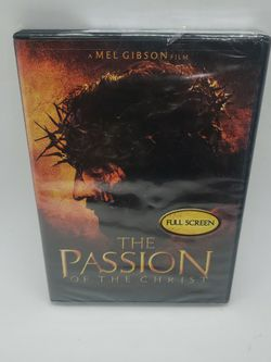 Passion Of The Christ DVD Full Screen Version New Sealed Never Opened for Sale in Winter Springs,  FL