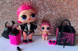 Countess big and lil sister lol surprise doll for Sale in Fort Pierce, FL