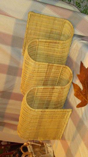 Sturdy wall mount magazine rack for Sale in Federal Way, WA