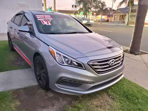 2017 Hyundai Sonata Sport for Sale in Santa Ana, CA