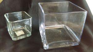 Cube Vases for Sale in Arlington, TX