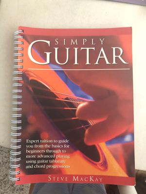 Accessories for new guitar for Sale in Oak Hill, TN