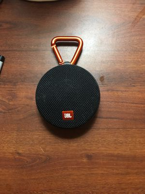 JBL Clip 2 Bluetooth Speaker for Sale in Austin, TX