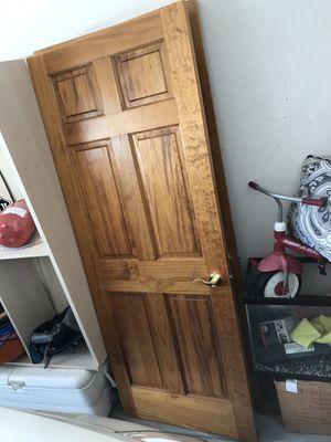 Solid wood doors for Sale in Phoenix, AZ