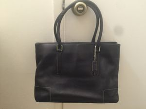 Authentic Coach Leather Handbag and Matching Coach Wallet for Sale in Tempe, AZ