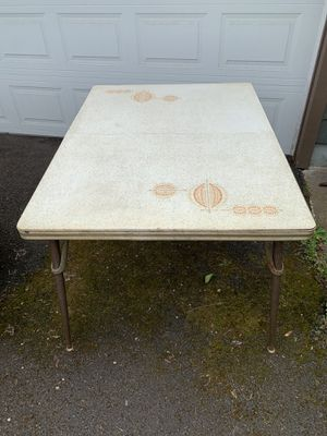 Walter of Wabash vintage Formica dining table for Sale in Vancouver, WA