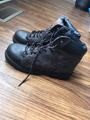 Steel Toe Boots for Sale in Detroit, MI