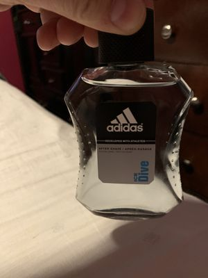 Nearly new full bottle adidas after shave for Sale in Hayward, CA