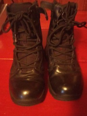 Womens police style boots for Sale in Avon Park, FL