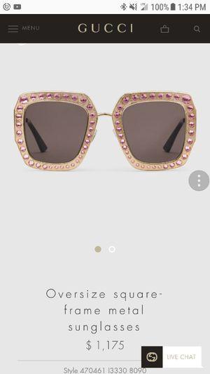 Gucci Hollywood Sunglasses for Sale in Richmond, VA