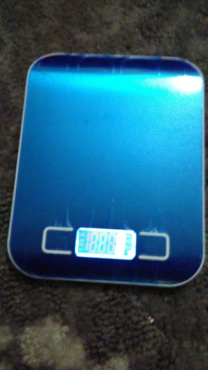 Brand new out the box kitchen scale for Sale in Las Vegas, NV
