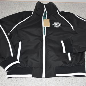 100% Authentic Burberry Track Jacket Size Medium for Sale in Newington, CT
