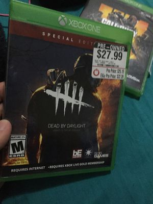 Dead by daylight: SPECIAL EDITION for Sale in Dickinson, ND