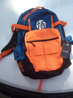 Dragonball Z Backpack with Laptop Sleeve for Sale in Lacey, WA