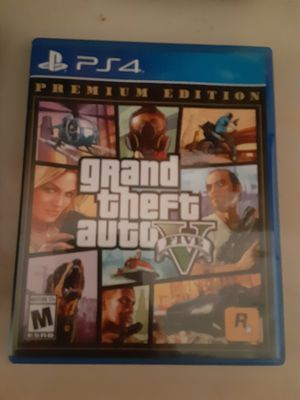 Grand Theft Auto V premium online edition for Sale in Salisbury, MD