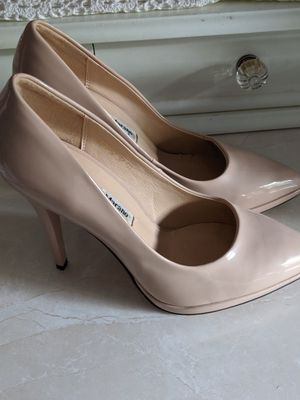 Nude High Heels Size 6.5 New for Sale in Gaithersburg, MD