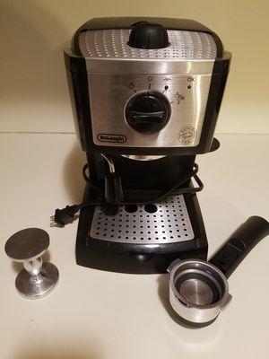 Espresso coffee maker (DeLonghi) for Sale in Portland, OR