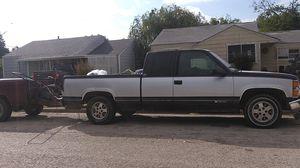 1995 Chevrolet Silverado1500 and trailer for Sale in Abilene, TX