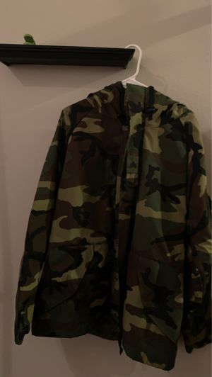 Military Wet Weather Parka for Sale in San Diego, CA