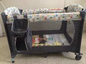 Baby trend nursery center playard for Sale in Palm Springs, FL