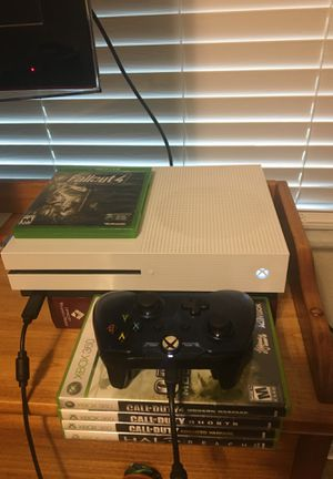 Xbox one s for Sale in Riverview, FL