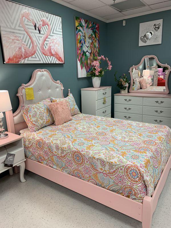 Full Princess Bed