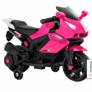 Kids Motorcycle Age 3 To 8 Years for Sale in Fresno, CA