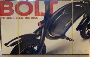 JetSon Folding Electric Bike for Sale in San Jose, CA
